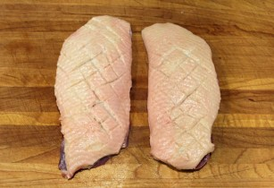 Duck-Breast-scored