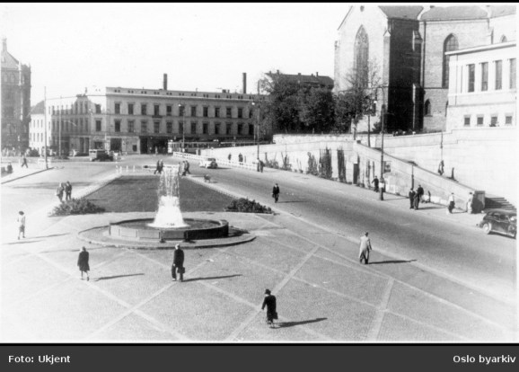 Garborgs plass 1936