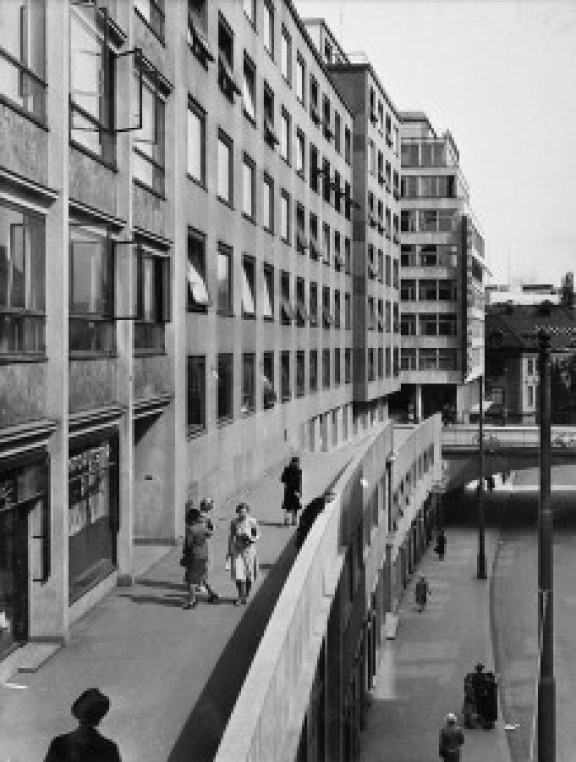 Hammersborggata-Tofotgjengerplan-1950-tallet