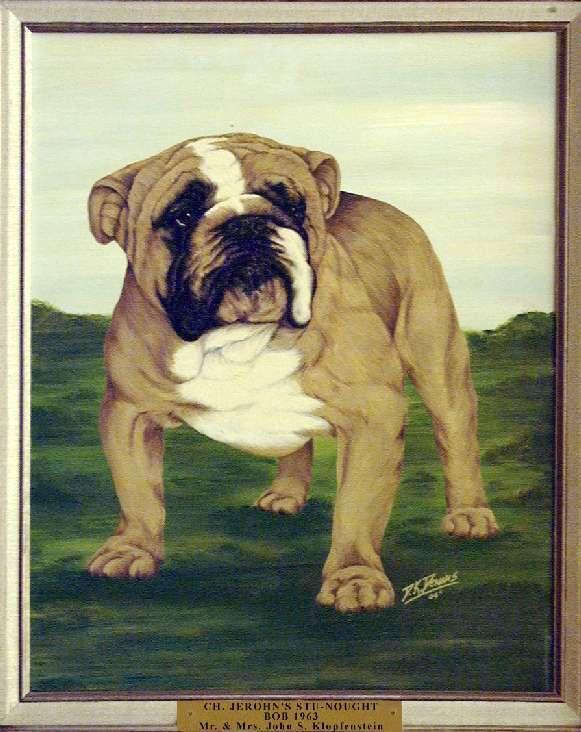 Best of Breed: Ch Jerohn's Stu-Nought