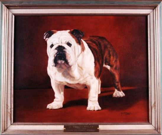 Best of Breed: Ch. Marshall's Mitey KW