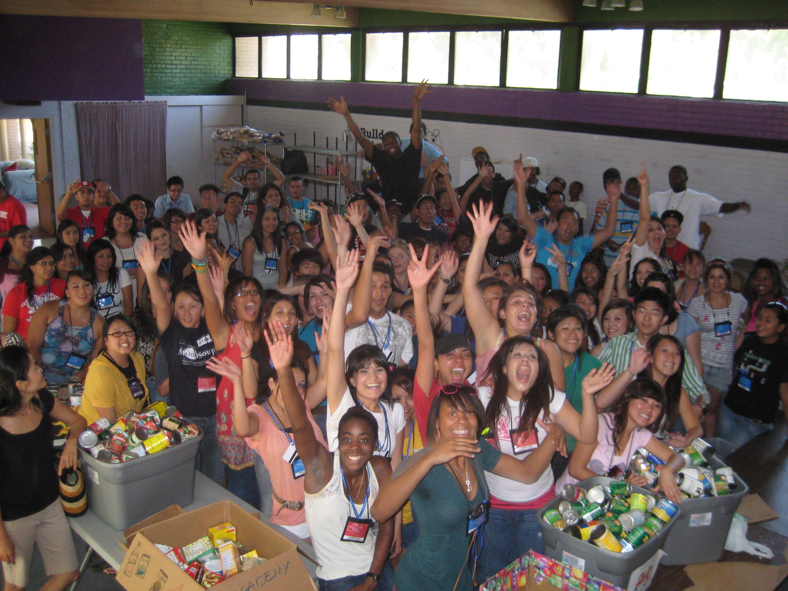 The Summer Bridge Class of 2009!