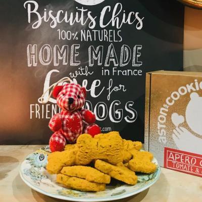 Biscuits Apéro Crocs Tomates & Origan