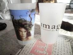 Les éco-cups du festival