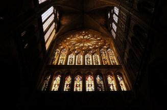 Vitraux de la cathédrale Saint Etienne