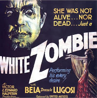 "CINEMA: I NEED A VINTAGE TRAILER #03 - ""White Zombie"" de/by Victor Halperin 1 image"