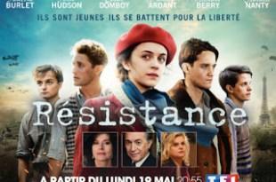 """TELEVISION: """"Résistance"""", saison 1/season 1 (2014), la jeunesse invincible/the invicible youth 2 image"""
