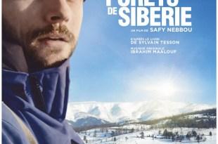 Dans les forets de Siberie affiche