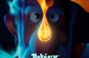Astérix – Le Secret de la potion magique d'Alexandre Astier et Louis Clichy affiche teaser