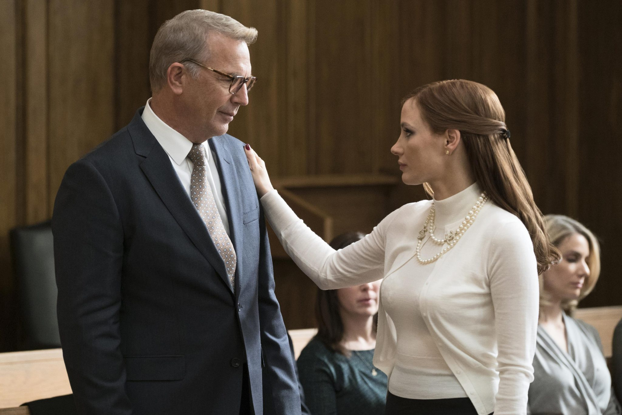 LE GRAND JEU - Photo Film Jessica Chastain Kevin Costner