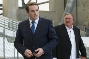Marseille saison 2 Netflix image Gérard Depardieu et Benoît Magimel