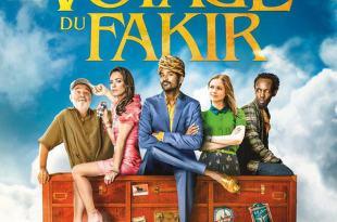 L'affiche du film L'extraordinaire voyage du Fakir