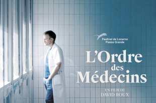 """Critique / """"L'Ordre des médecins"""" (2018) de David Roux 1 image"""
