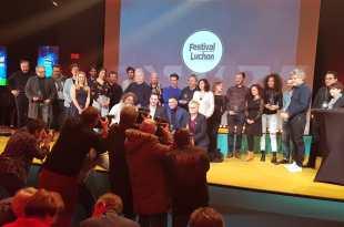 Festival de Luchon 2019 image palmarès Fiction, Web et Digital télévision