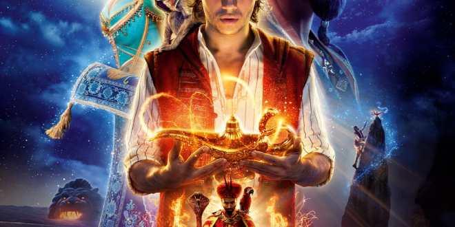 Aladdin de Guy Ritchie affiche film cinéma