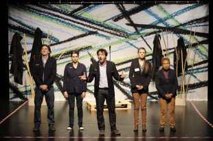 Nous étions debout et nous ne le savions pas du Théâtre de l'Espoir - Compagnie Pierre Lambert image théâtre