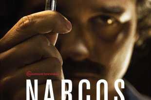 Narcos saison 1 affiche Action pour série Netflix