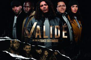 VALIDÉ saison 1 Affiche série télé