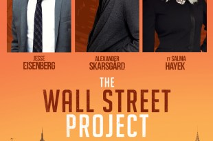 THE WALL STREET PROJECT_Affiche film 2018