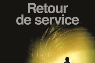 Retour de service John le Carré couverture livre