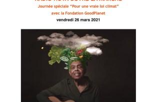 """Journée spéciale """"Pour une vraie loi climat"""" avec Radio Nova et la Fondation GoodPlanet visuel journée spéciale radio"""