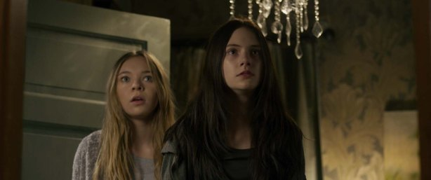 Ghostland critique film avis Photo Emilia Jones, Taylor Hickson