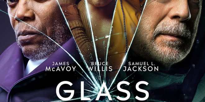 Glass de M. Night Shyamalan affiche film cinéma
