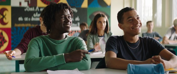La Vie scolaire - Photo Liam Pierron critique avis film
