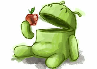 android-eats-apple_