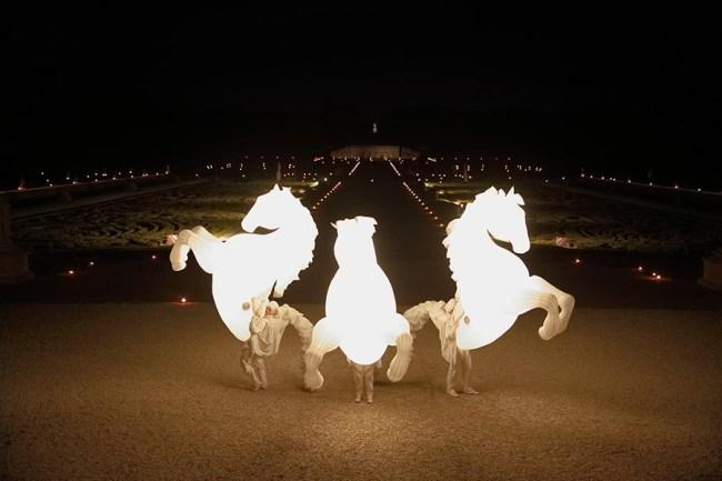 FierS à cheval - ©Vaux-le-Vicomte