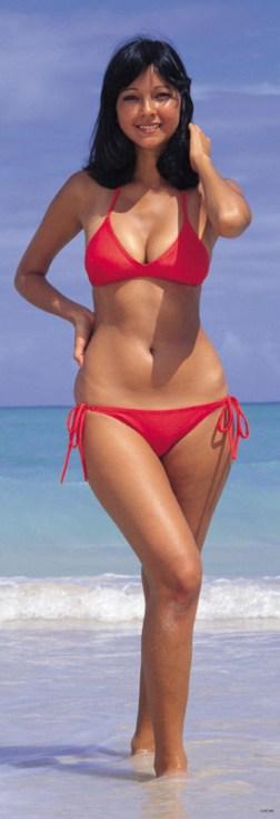 bikini rouge