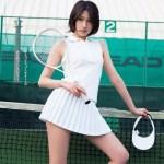 (The DC Archives) Le journal d'Hiromi Hosokawa, joueuse de tennis (2/3)