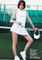 tennis bijin 24