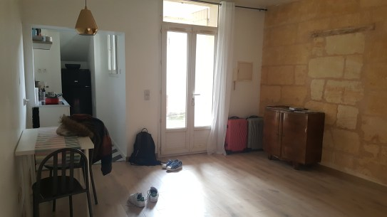 Air bnb à Bordeaux en France