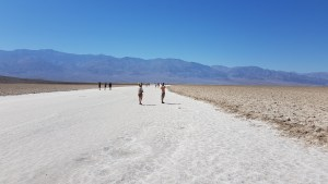Bulles de voyages - Death Valley - Etats-Unis - USA