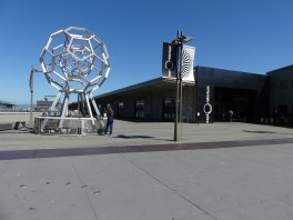 Bulles de voyages - Exploratorium à San Francisco - USA - Etats-Unis