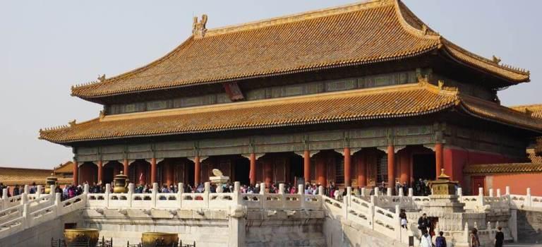 Pékin, sa cité, ses merveilles…