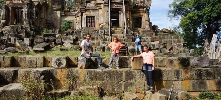 Un ptit détour à Battambang :)