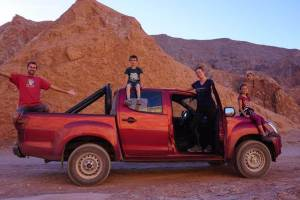 pick up atacama