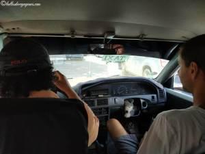 taxi bolivie