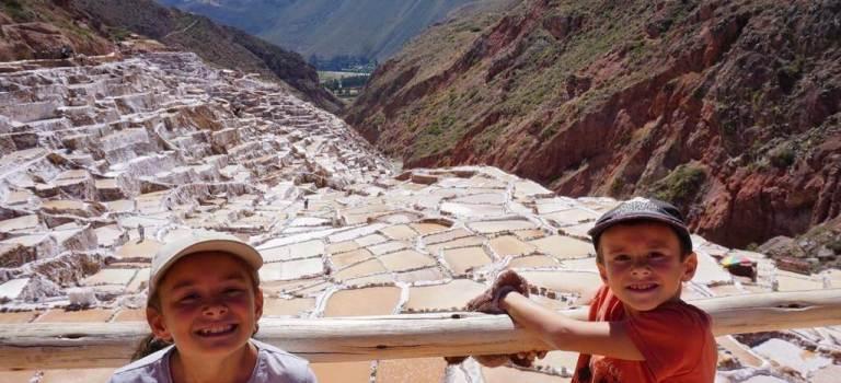 Notre vision du Pérou, par Fleur et Robin