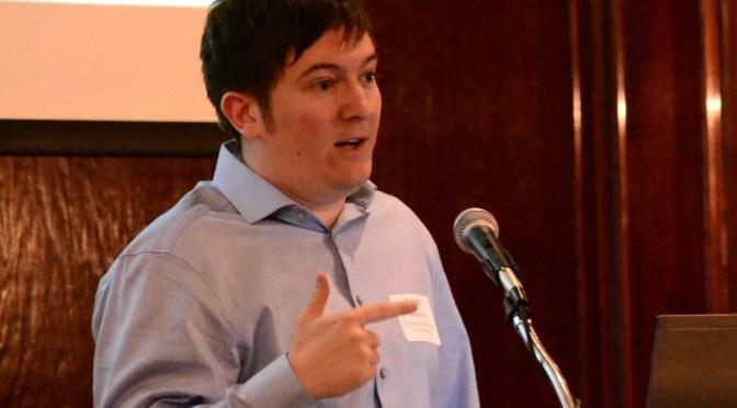 Scott Vanderlin wins In-House Publication Award