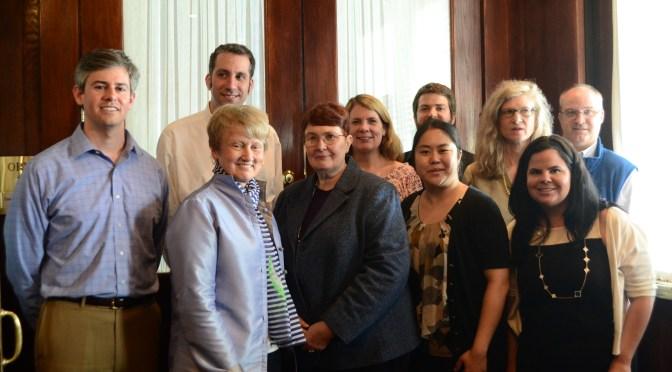 Julia Wentz receives Lifetime Achievement Award