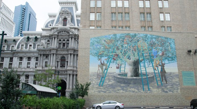 Philadelphia Mural Walk – Enjoy in Person or Online!