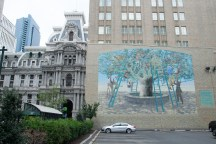 Tree of Knowledge mural