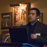 Todd Ito at February 2019 CALL Business Meeting