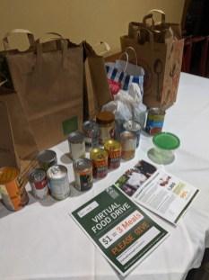Community Service Food Drive