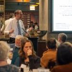 Joe Mitzenmacher for the Grants & Awards Committee at November 2019 CALL Business Meeting