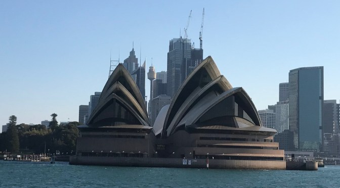 Highlights from IALL Annual Course in Sydney