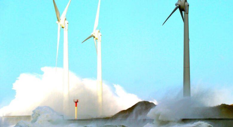 Parc éolien marin en Normandie: opposition des associations